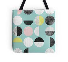Half Circles Tote Bag