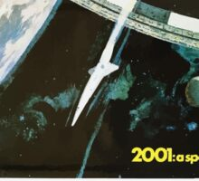 2001: A Space Odyssey Sticker
