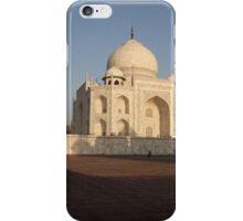 The Taj Mahal at Sunrise iPhone Case/Skin