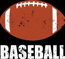 Football Baseball Troll by wearmoretees