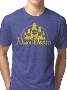 Nuka World Tri-blend T-Shirt