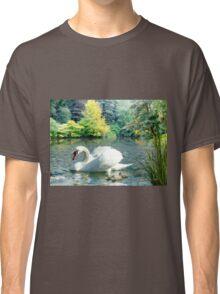 Swan & Cygnets Classic T-Shirt