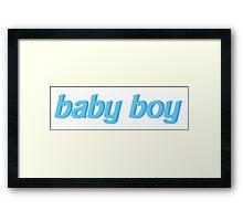 barbie baby boy  Framed Print