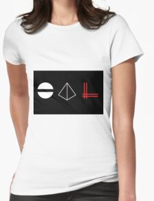 Gary Numan LPS Womens Fitted T-Shirt