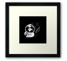 Ripley and the Beast Framed Print