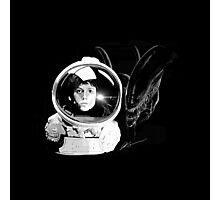 Ripley and the Beast Photographic Print