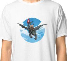 Toothless Targaryen Blue Classic T-Shirt