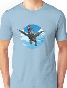 Toothless Targaryen Blue Unisex T-Shirt