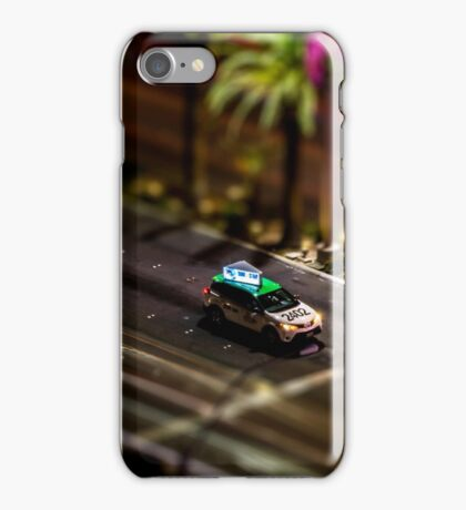 Tiny Taxi iPhone Case/Skin