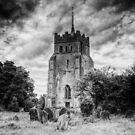 All Saint's  by Nigel Bangert