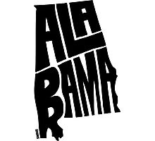 Alabama Photographic Print