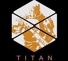 Destiny - Titan by AronGilli by AronGilli