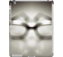 Safety Glasses iPad Case/Skin