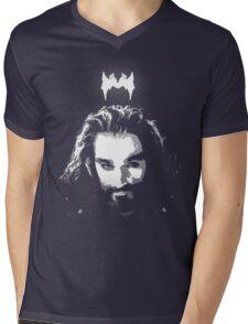 King Under the Mountain - Team Thorin Mens V-Neck T-Shirt