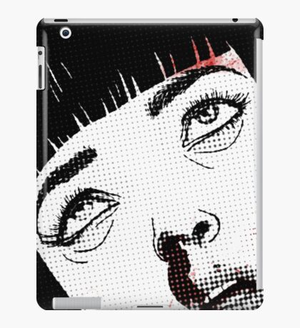 Mia Wallace a.k.a Uma Thurman iPad Case/Skin