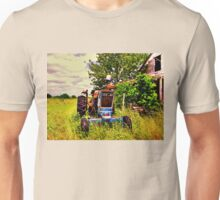 Old Ford Tractor Unisex T-Shirt