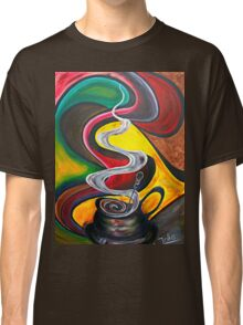 Ode to Coffee.. Classic T-Shirt