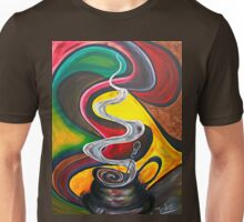 Ode to Coffee.. Unisex T-Shirt