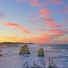 Sunrise by Harry Oldmeadow