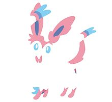 Sylveon by Rebekhaart