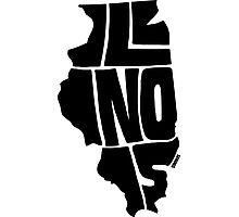 Illinois Photographic Print