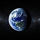 EARTH. Home. The Pale Blue Dot by quark