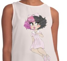 Doll Face Contrast Tank