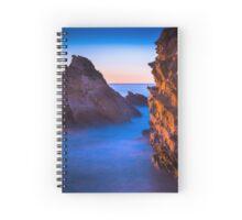 Rocks and Ocean Spiral Notebook
