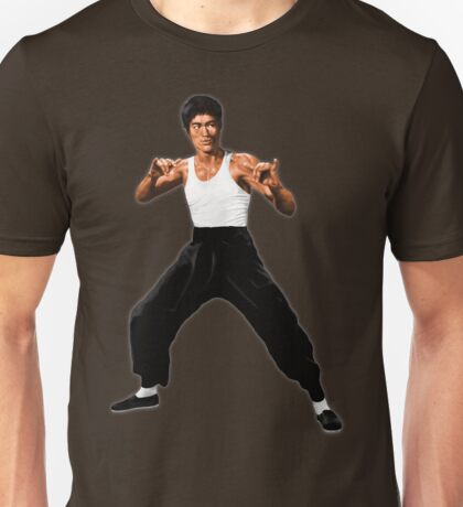 CREATING !! BRUCE LEE Unisex T-Shirt