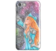 Rindea: Time and Space iPhone Case/Skin