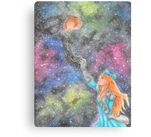 Rindea: Time and Space Canvas Print