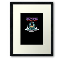 Pacific Rim Framed Print