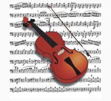 Violin Lover T-Shirt