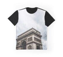 paris arc de triomphe Graphic T-Shirt
