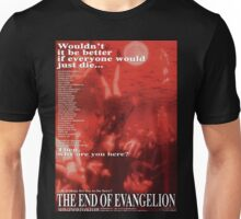End Of Evangelion Unisex T-Shirt
