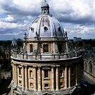 The Bodleian Library at Oxford, UK by bubblehex08