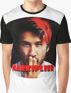 The Legend of Markimoo Graphic T-Shirt