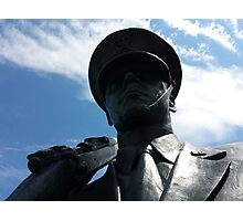 The Air Force Memorial Honor Guard Sculpture Photographic Print