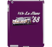Jaguar Silk Cut Le Mans iPad Case/Skin