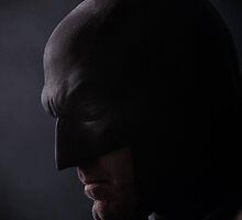 Ben Affleck - New Batman & Superman  by verypeculiar