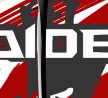 Team Raiden Sticker