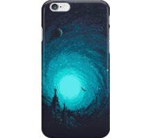 Calm Night To Fly iPhone Case/Skin