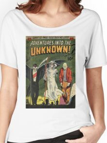 Adventures into the Unknown - Vampire and Friends Women's Relaxed Fit T-Shirt