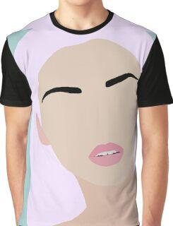 Violet Graphic T-Shirt