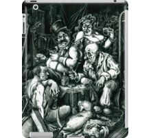 Backstage Equipment iPad Case/Skin