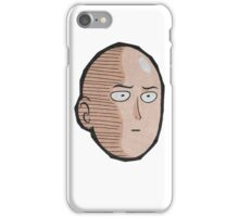 one_punch_man_solo iPhone Case/Skin
