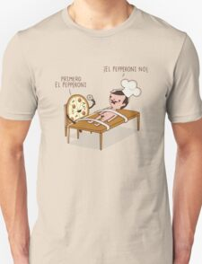 El Pepperoni T-Shirt