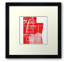 Two Faces of Eleven Framed Print