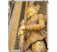 Demon Warrior, Thailand iPad Case/Skin