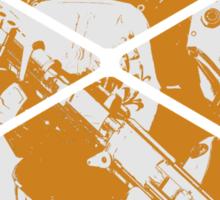 Destiny - Titan by AronGilli Sticker